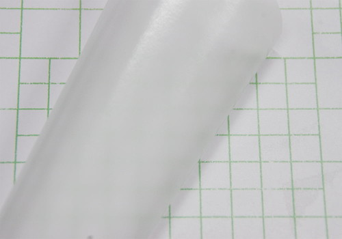 White paper cold mounting film